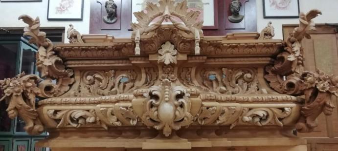 Virgen de la Amargura de Cieza en Murcia-