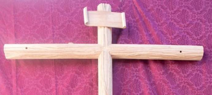 Cruz arbórea-