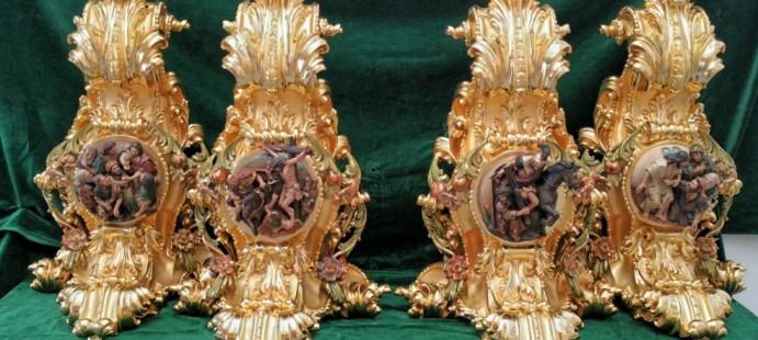 Hermandad de la Trinidad -Paso de las Cinco llagas de la hermandad de la Trinidad de (Sevilla)