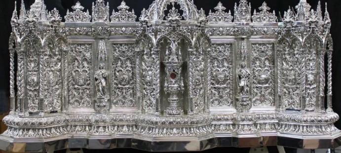 Peana para la Hdad de la Paz de Sevilla-