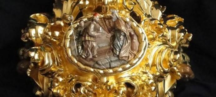 cartela Sagrada Cena de Malaga-
