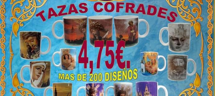 TAZAS DE CERAMICA PERSONALIZADAS-TAZAS COFRADES