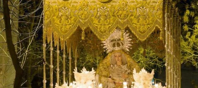 Palio de Nuestra Señora de la Paz-Hermandad de Mutilados de Huelva