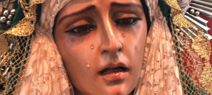 Virgen de la Salud, coleccion particular, Granada.-